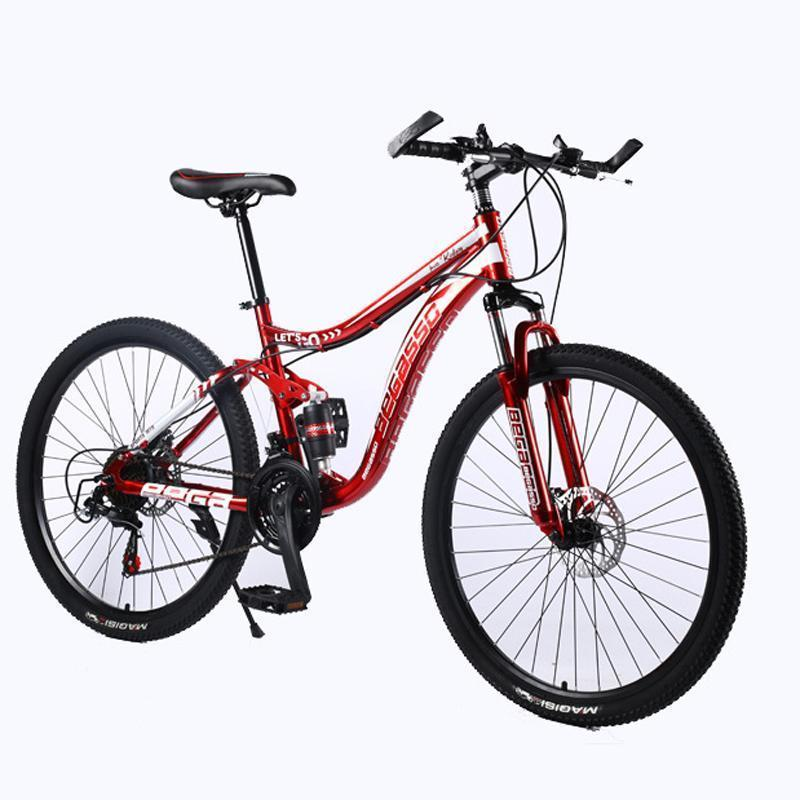 24/26 Inch Adult Variable Speed Bicycle