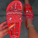 Kakimoda Fashion Slip-On Sandals