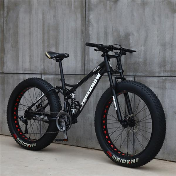 Variable Speed Off-road beach Mountain Bike