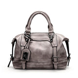 Kakimoda Women Fashion Vintage Boston Handbag