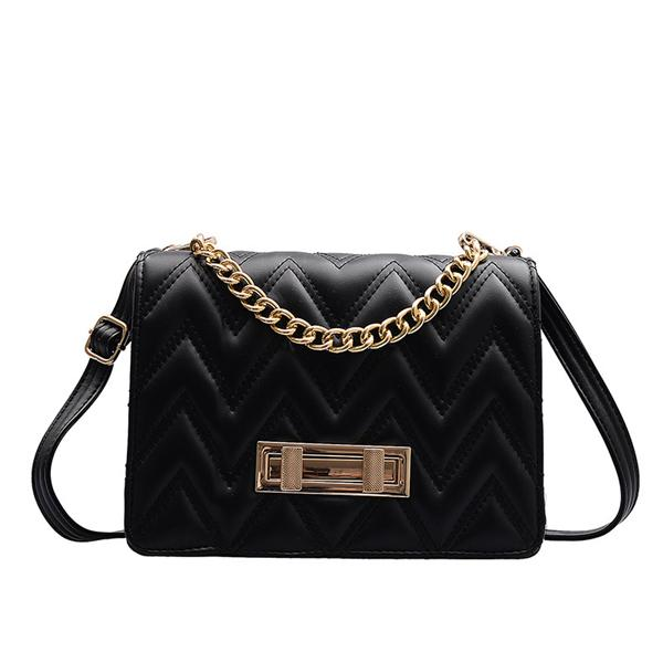 Kakimoda Fashion Fall&Winter Lozenge Shoulder Bag