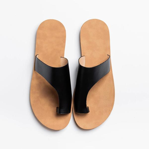 Kakimoda Beach Spring/Fall Flats Slippers