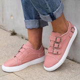 Kakimoda Women Casual Flat Heel Daily Summer Cloth Sneakers