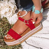 Kakimoda Summer Women Strap Comfort Casual Ladies Shoes
