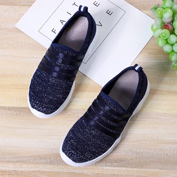 Kakimoda Casual Comfy Hollow Out Slip-On Sneakers