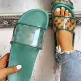 Kakimoda Women Spots Open Toe Slippers