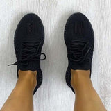 Kakimoda Lace Up Sock Trainers Sneakers