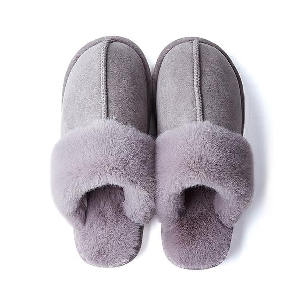 Kakimoda Women'S Comfy Faux Fur House Slippers