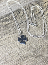 Load image into Gallery viewer, Clover Necklace .925 Sterling Silver - MiShelli