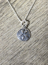 Load image into Gallery viewer, Sand Dollar Necklace .925 Sterling Silver - MiShelli