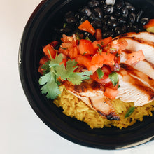 Load image into Gallery viewer, Arroz Con Pollo Bowl