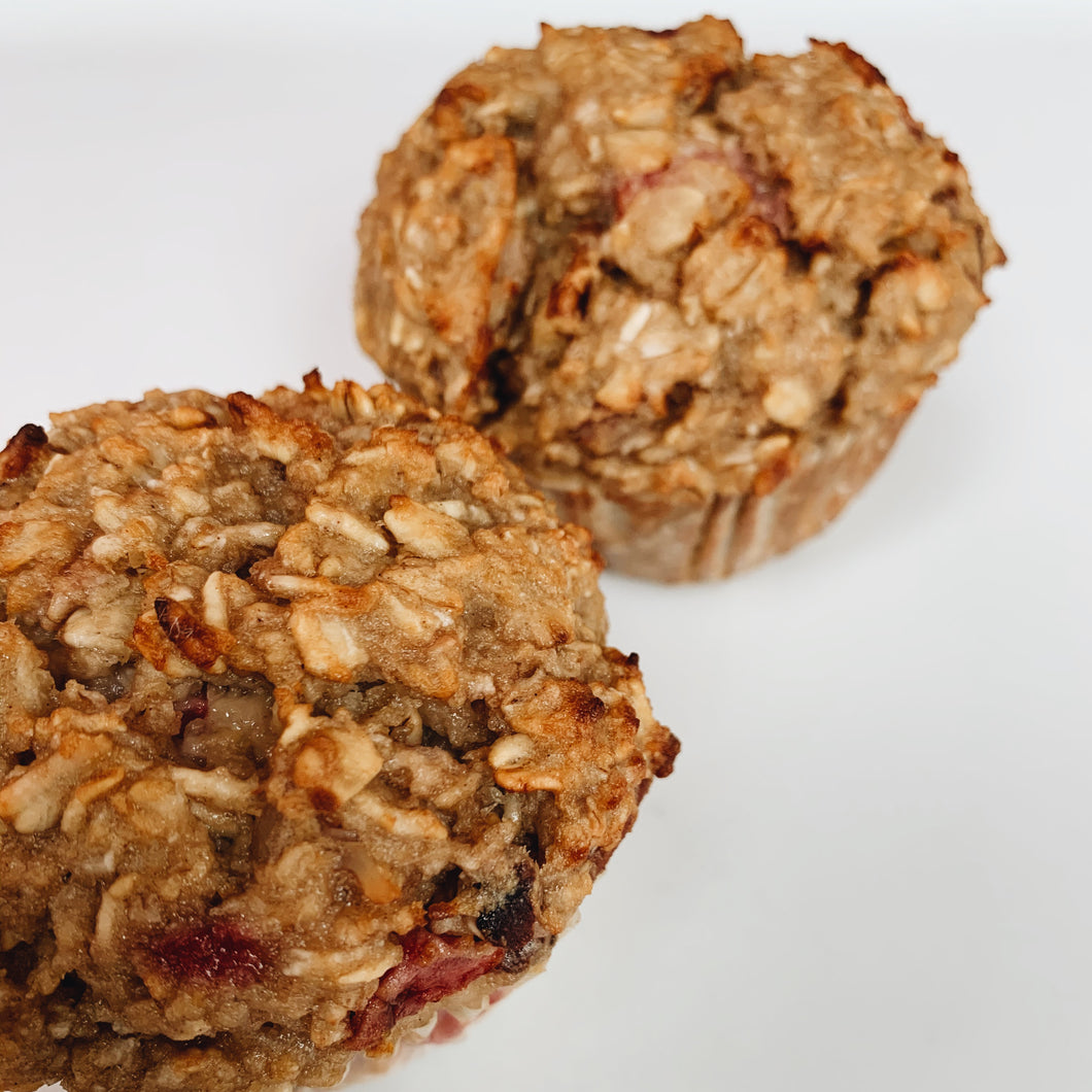 Oatmeal Power Muffins (3)