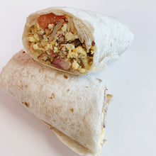 Load image into Gallery viewer, Breakfast Burrito with Chorizo