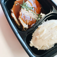 Load image into Gallery viewer, Meatloaf with Mashed Potatoes