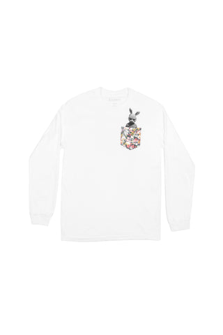 BUNNY POCKET TEE L/S