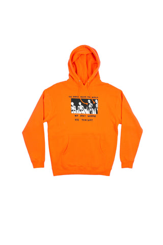 TONIGHT HOODIE - ORANGE