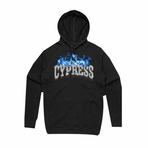 Cypress Fire and Ice Hoodie