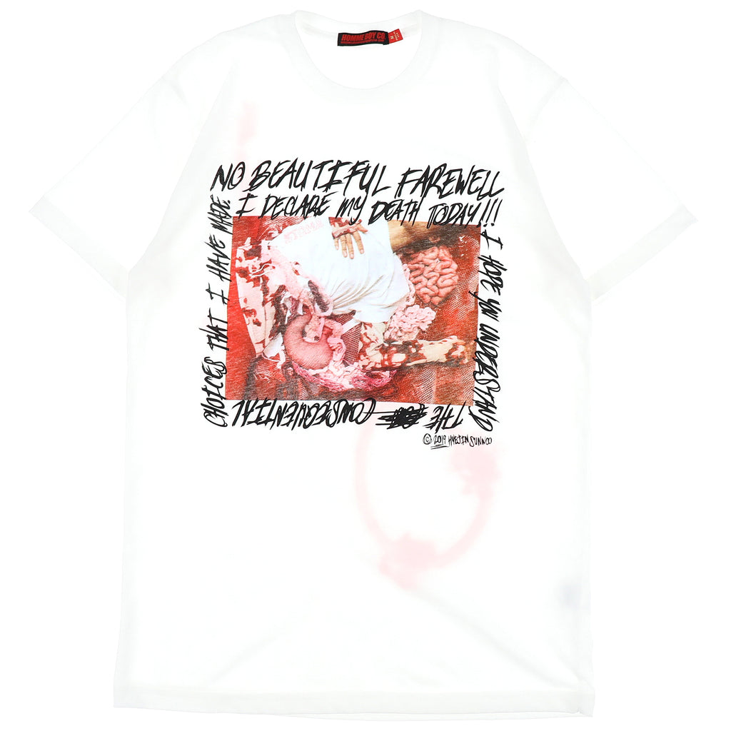 Tee. 42 - 'No Beautiful Farewell' SS