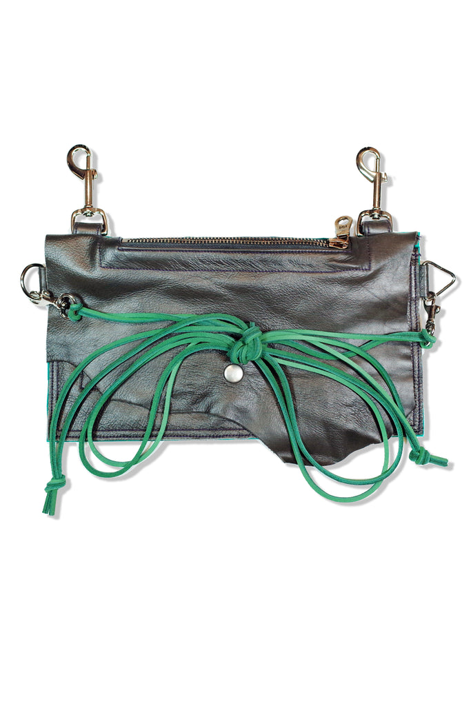 Acc. 11B - Narrow Leather Bag