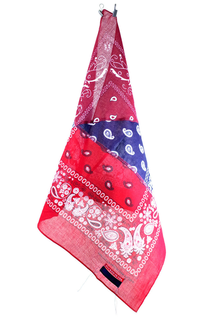 Acc. 3 - Reassembled Bandana 4-in-1