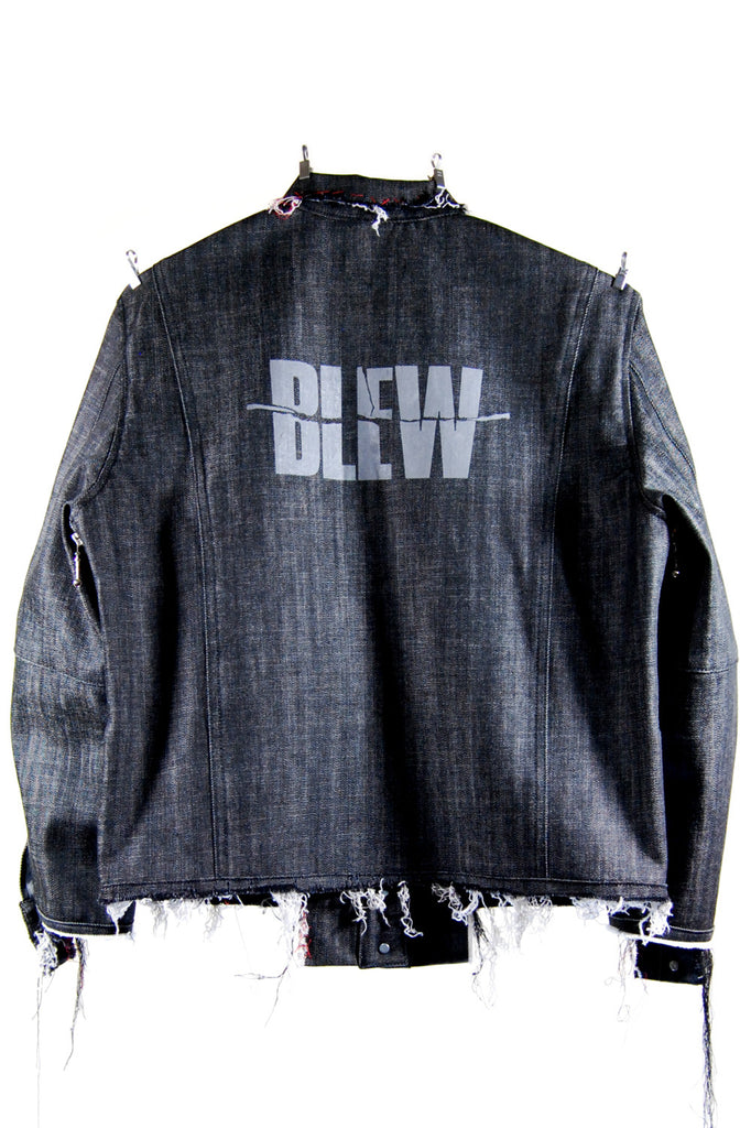 Mod. 2B Col. 3B - BLEW Black Trucker