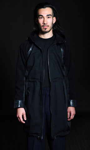 Mod. 1 Col. 2 - Contrast 7 Noir Trench