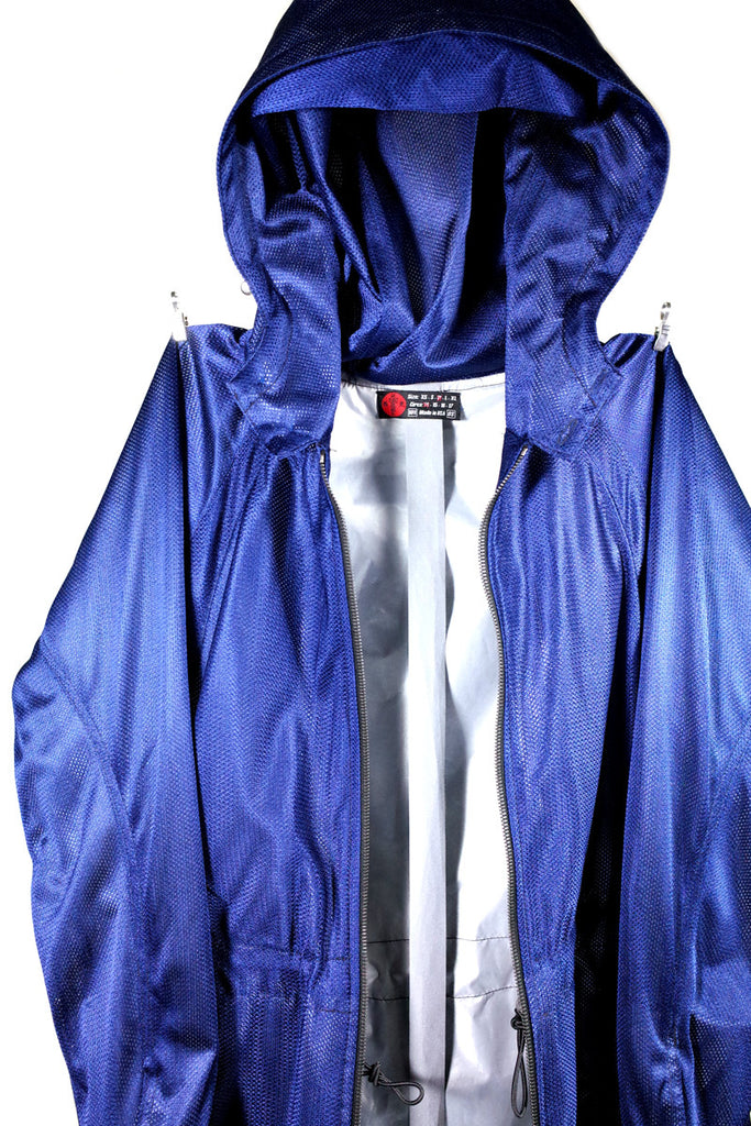 Mod. 1 Col. 4 - Blue Mesh / 3M Trench