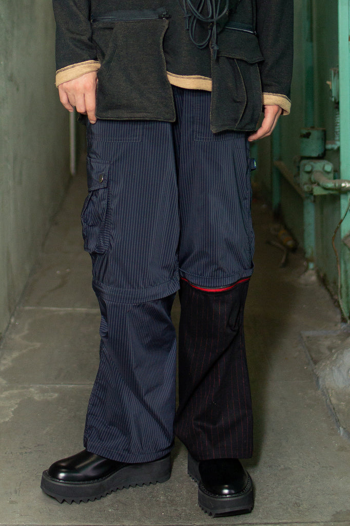 Mod. 23 - Zip-Off Cargo Pants