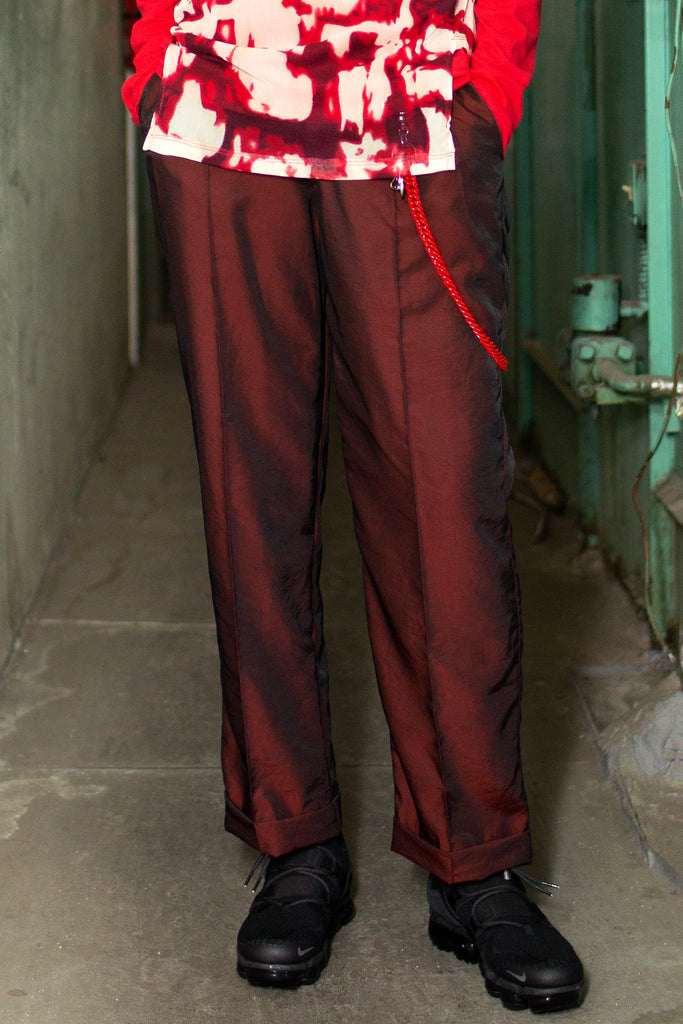 Mod. 25 - Iridescent Trousers
