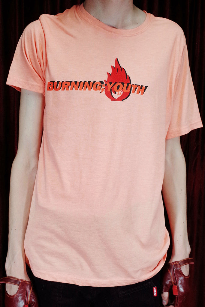 Tee. 33 - Burning Youth