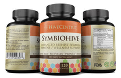 SYMBIOHIVE - ALL 4 IN ONE 120 CAPS
