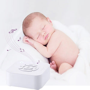White Noise Sleep Improving Device - Sound Therapy Sleeping Aid For Baby & Adult