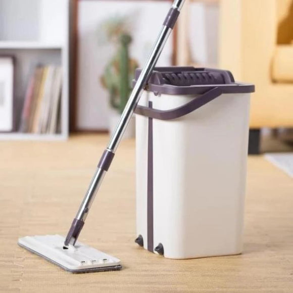 4 in 1 Multi-functional Hands-free Mop - Home & Kitchen Finds