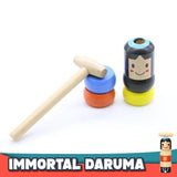 Mr Immortal Toy - Unbreakable Wooden Magic Toy
