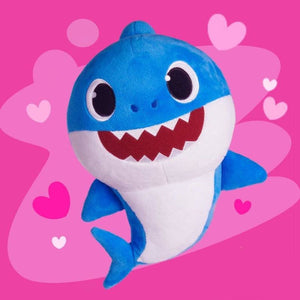 Baby Shark Singing Plush - Baby & Kids