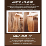 Brazilian Keratin treatment Shampoo - health