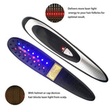 HairCare Professional Electric Laser Hair Growth Comb - Health and Beauty