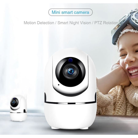 Intelligent Security Camera - Home & Kitchen Finds