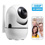 Intelligent Security Camera - White / US - Home & Kitchen Finds