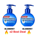 Intensive Stain Removal Toothpaste - Blueberry / 2 Pack - Health and Beauty
