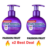 Intensive Stain Removal Toothpaste - Passion Fruit / 2 Pack - Health and Beauty