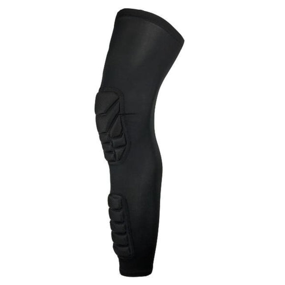 KneeFirst - Padded Knee & Shin Sleeve - Black / L - Outdoor Life