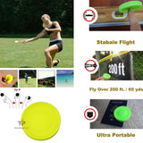 Mini Pocket Frisbee - Foldable Collapsible Disc