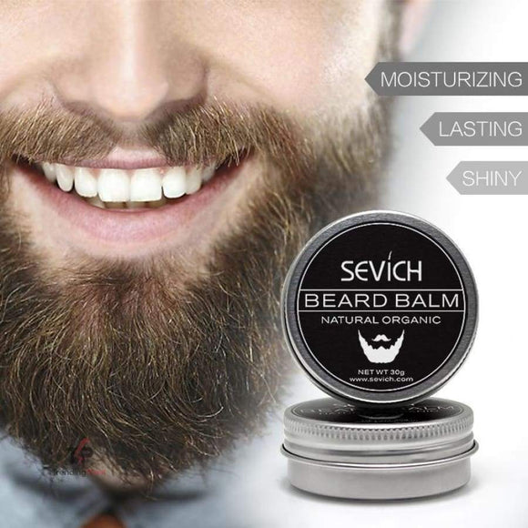Natural Professional Beard Balm Beard Softener And Anti-Itch