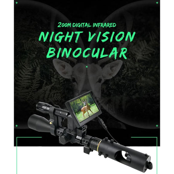 Outdoor Optics® Digital Night Vision Scope - Outdoor Life