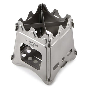 Portable Camping Stove - Outdoor Life