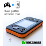 The Gamer Bank Portable Charger Gaming Console - Electronics