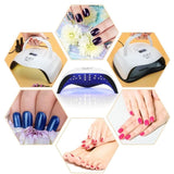 The UV Nail Lamp - Health and Beauty
