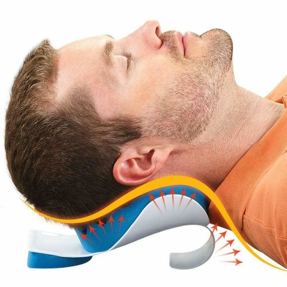 Theraputix Neck Support Tension Reliever - Health and Beauty