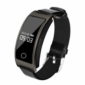 YouFit Blood Pressure and Heart Rate Monitor Smart Watch - Health and Beauty